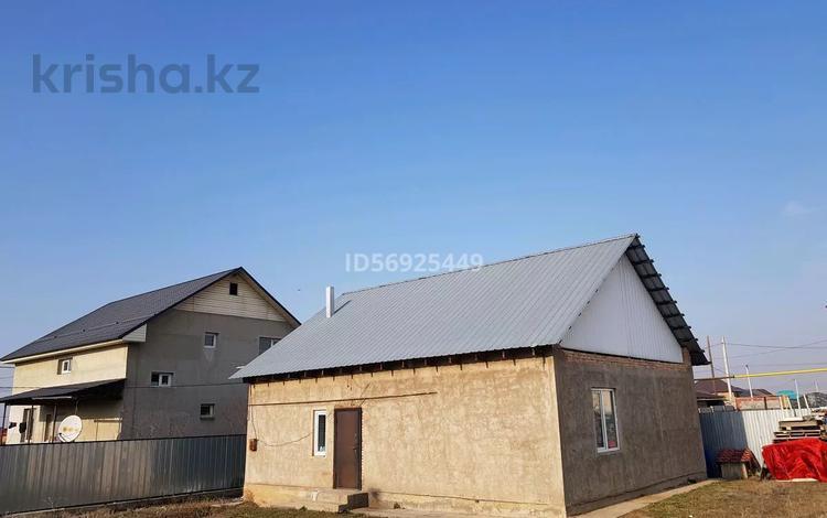 2-комнатный дом, 120 м², 8 сот., Аксай 20А — Макатаева за 17 млн 〒 в Шамалгане