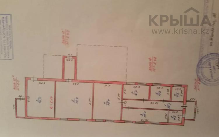 Здание, площадью 373.1 м², Жамбыла 28А за 48.5 млн 〒 в Караганде, Казыбек би р-н