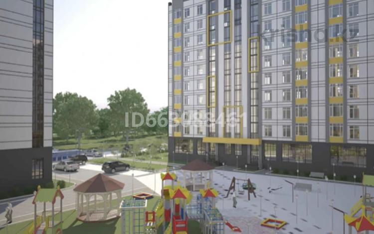 2-комнатная квартира, 53.8 м², 4/9 этаж, Ильяса Омарова за 15.3 млн 〒 в Нур-Султане (Астана), Есиль р-н