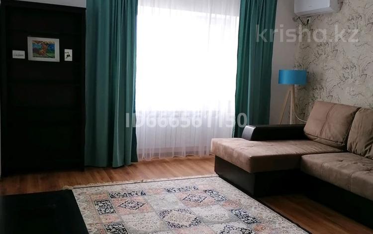 1-комнатная квартира, 52.8 м², 4/16 этаж, мкр Мамыр-1 29/2 за 27 млн 〒 в Алматы, Ауэзовский р-н