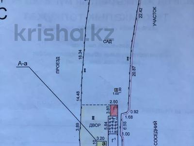 2-комнатный дом, 21.1 м², 10 сот., Тоқаш Бокина 74 B — Тоқаш Бокина за 6 млн 〒 в Талгаре
