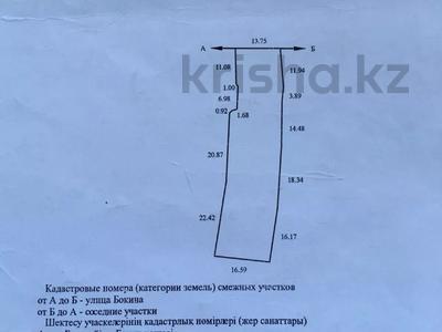 2-комнатный дом, 21.1 м², 10 сот., Тоқаш Бокина 74 B — Тоқаш Бокина за 6 млн 〒 в Талгаре — фото 3