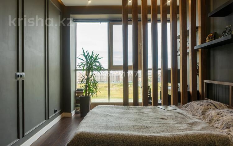 3-комнатная квартира, 88 м², 16/18 этаж помесячно, Е-10 17П за 350 000 〒 в Нур-Султане (Астана), Есиль р-н