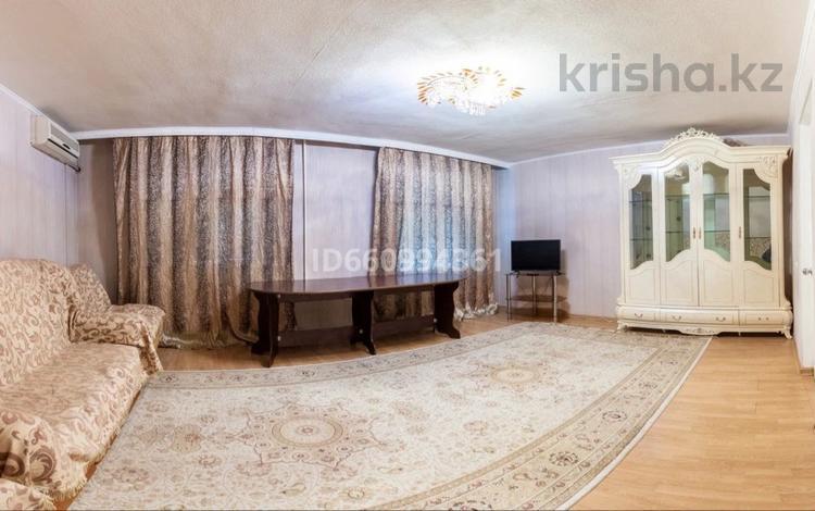 3-комнатная квартира, 82 м², 2/5 этаж посуточно, Біржан-Сал 102 — Нұрсұлтан Назарбаева за 10 000 〒 в Талдыкоргане