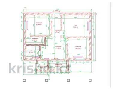 2-комнатный дом, 84 м², 15 сот., Карайшыкова 116 за ~ 4 млн 〒 в С.шапагатовой
