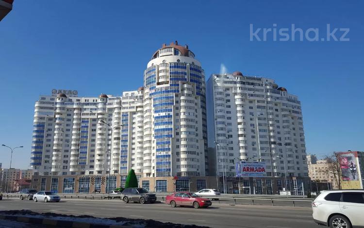 3-комнатная квартира, 132.8 м², 14/20 этаж, Розыбакиева — проспект Аль-Фараби за 52 млн 〒 в Алматы, Бостандыкский р-н