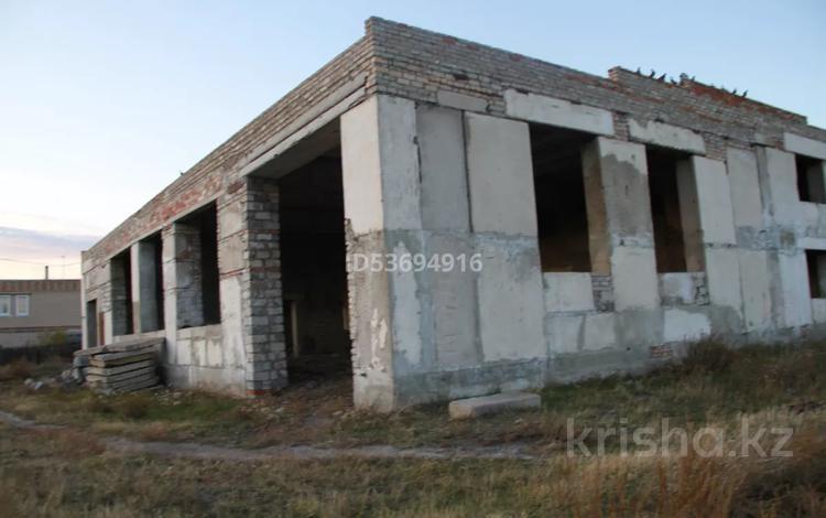 Недостроенное здание за 45 млн 〒 в Федоровка