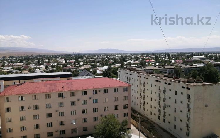 1-комнатная квартира, 42 м², 10/12 этаж, Абая 159а за 7.6 млн 〒 в Таразе