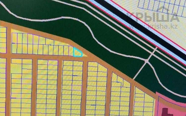 Участок 8 соток, мкр Асар-2, Мкр Асар-2 за ~ 5.4 млн 〒 в Шымкенте, Каратауский р-н