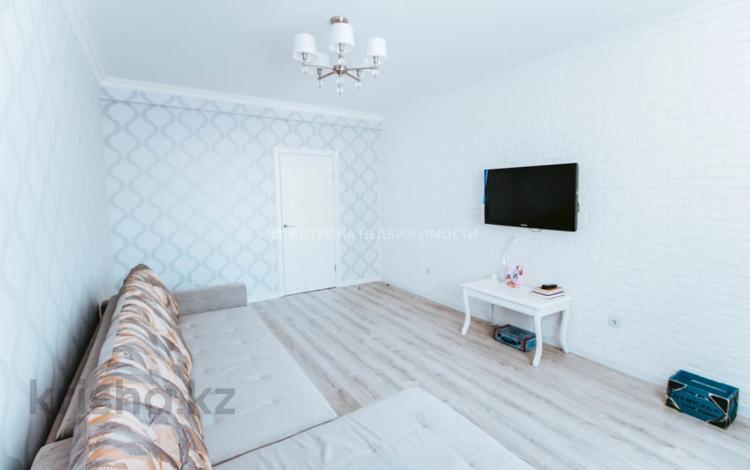 1-комнатная квартира, 52 м², 7/10 этаж, Кургалжинское шоссе Е430 за 15 млн 〒 в Нур-Султане (Астана)