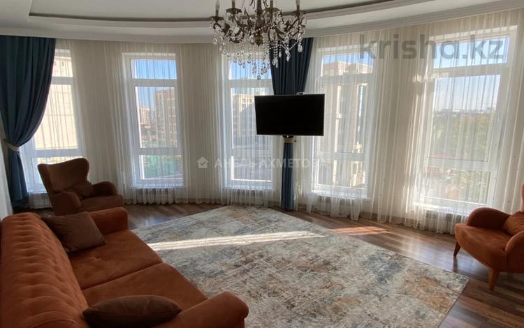 3-комнатная квартира, 104 м², 5/9 этаж, Мәңгілік Ел 48 — Улы Дала за 55 млн 〒 в Нур-Султане (Астана), Есиль р-н