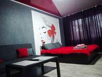1-комнатная квартира, 36 м², 1/5 этаж посуточно, 4 мкр 65 за 6 000 〒 в Темиртау