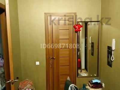 1-комнатная квартира, 58.8 м², 7/17 этаж, Кенесары 52 за 25 млн 〒 в Нур-Султане (Астане), р-н Байконур