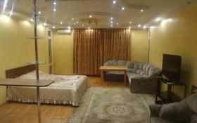 1-комнатная квартира, 55 м², 2/14 этаж посуточно, Хусаинова 225 за 10 000 〒 в Алматы
