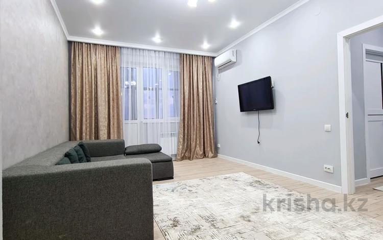 2-комнатная квартира, 65 м², 5/10 этаж посуточно, проспект Абулхаир Хана 70/2 за 15 000 〒 в Атырау