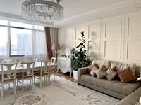 4-комнатная квартира, 160 м², 5/25 этаж на длительный срок, проспект Рахимжана Кошкарбаева 10 за 650 000 〒 в Нур-Султане (Астане)