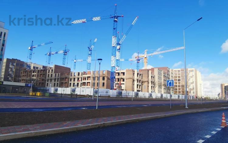 4-комнатная квартира, 128.05 м², 4/9 этаж, Кайыма Мухамедханова — Е32 за ~ 38.2 млн 〒 в Нур-Султане (Астана), Есиль р-н