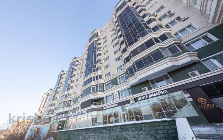 2-комнатная квартира, 111.1 м², 9/10 этаж, Динмухамеда Кунаева за 42 млн 〒 в Нур-Султане (Астана), Есиль р-н