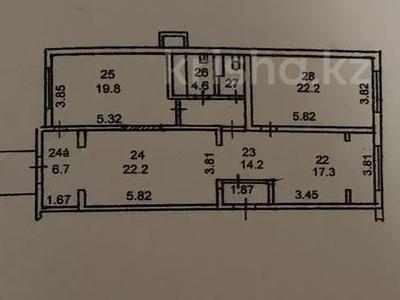 Магазин площадью 109.4 м², Ауэзовский р-н, мкр Аксай-1А за 70 млн 〒 в Алматы, Ауэзовский р-н — фото 2