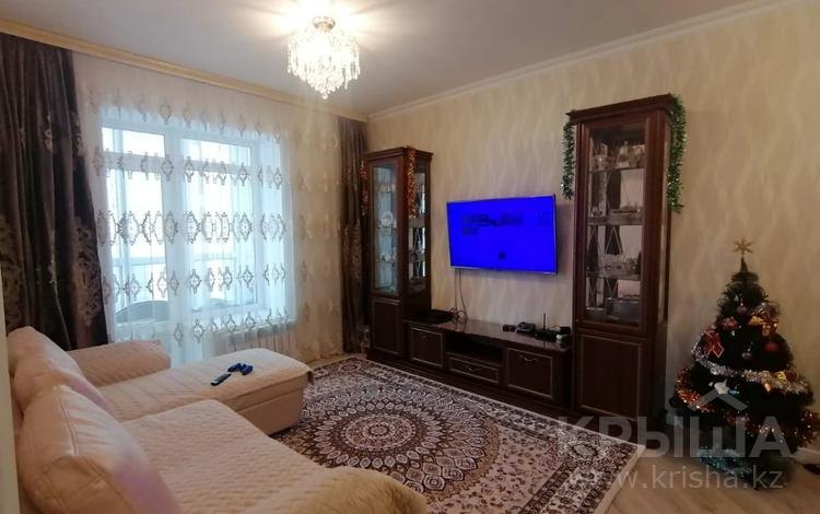 3-комнатная квартира, 85 м², 3/7 этаж, Мәңгілік Ел за 35.9 млн 〒 в Нур-Султане (Астана), Есиль р-н
