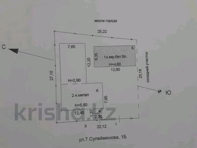Здание, площадью 323 м², улица Сулейменова 1г за 55 млн 〒 в Кокшетау — фото 14