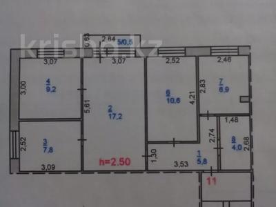 4-комнатная квартира, 62 м², 4/5 этаж, Айманова за 11 млн 〒 в Павлодаре — фото 5