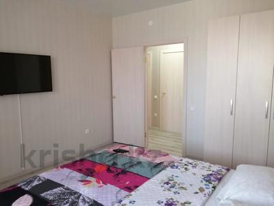 2-комнатная квартира, 65 м², 1/6 этаж посуточно, Микрорайон юбилейный 29 за 16 000 〒 в Костанае