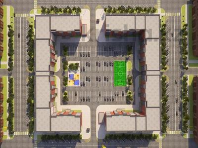 2-комнатная квартира, 67.1 м², мкр Батыс 2 49Д за ~ 10 млн 〒 в Актобе, мкр. Батыс-2 — фото 3