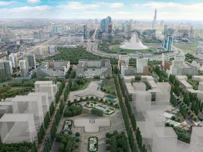 2-комнатная квартира, 61.31 м², Сарайшык 2 — Кунаева за ~ 20.6 млн 〒 в Нур-Султане (Астана), Есиль р-н — фото 33