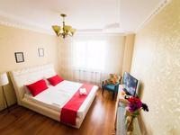1-комнатная квартира, 50 м², 6/25 этаж посуточно, Каблукова 38Г за 13 000 〒 в Алматы, Бостандыкский р-н