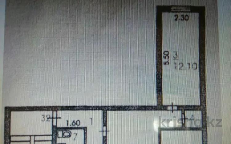 3-комнатная квартира, 55 м², 5/5 этаж, Сатпаева 14 за ~ 12 млн 〒 в Атырау