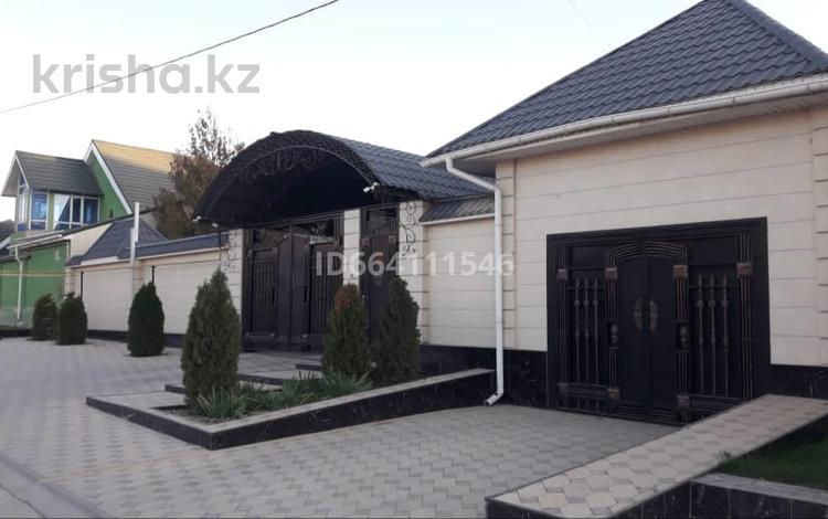 7-комнатный дом, 230 м², 10 сот., мкр Северо-Восток за 110 млн 〒 в Шымкенте, Енбекшинский р-н