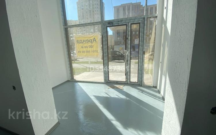 Офис площадью 100 м², Е-809 6 — Улы дала за 4 500 〒 в Нур-Султане (Астана), Есиль р-н