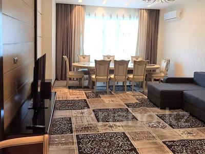 4-комнатная квартира, 160 м², 5/7 этаж помесячно, Назарбаева 301 — Хаджи Мукана за 450 000 〒 в Алматы, Медеуский р-н — фото 2