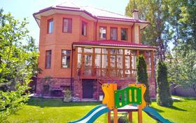 10-комнатный дом помесячно, 400 м², 10 сот., мкр Рахат, Аскарова 33 за 800 000 〒 в Алматы, Наурызбайский р-н