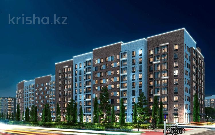 3-комнатная квартира, 93 м², 22-4 3 за 27.9 млн 〒 в Нур-Султане (Астана), Есиль р-н