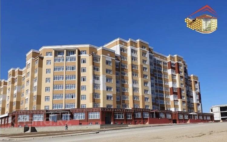 4-комнатная квартира, 155 м², 9/9 этаж, Тауелсиздик 18а за 27.9 млн 〒 в Актобе, мкр. Батыс-2