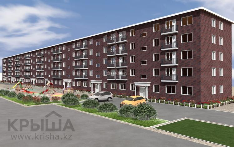 5-комнатная квартира, 66.4 м², 2/5 этаж, Ленинградская 29 за ~ 6 млн 〒 в