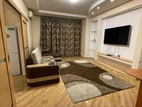 2-комнатная квартира, 75 м², 2/25 этаж посуточно, Каблукова 264 за 15 000 〒 в Алматы, Бостандыкский р-н