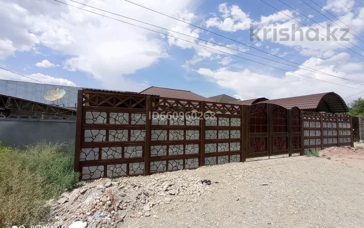 5-комнатный дом, 130 м², 4 сот., Желтоксан 193 а — Махмуд Кашкари за 40 млн 〒 в Таразе