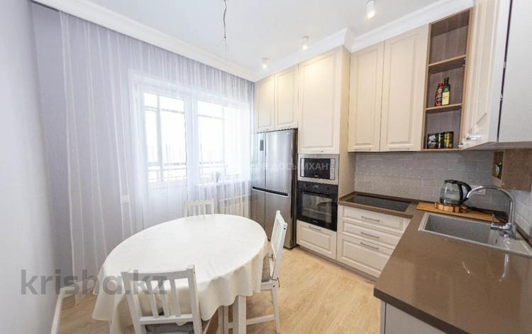 2-комнатная квартира, 88 м², 6/19 этаж, Кабанбай батыра 29 за 33.4 млн 〒 в Нур-Султане (Астана), Есиль р-н