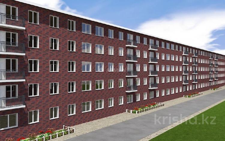 2-комнатная квартира, 44.4 м², 4/5 этаж, Ленинградская 29 за ~ 5.3 млн 〒 в