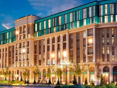 3-комнатная квартира, 128.6 м², 2/8 этаж, Шамши Калдаякова за ~ 48.9 млн 〒 в Нур-Султане (Астана), Алматы р-н