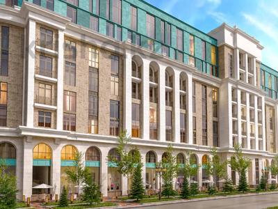 3-комнатная квартира, 128.6 м², 2/8 этаж, Шамши Калдаякова за ~ 48.9 млн 〒 в Нур-Султане (Астана), Алматы р-н — фото 6