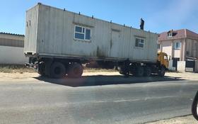 контейнер жилой 40 тонн за 1.2 млн 〒 в Атырау