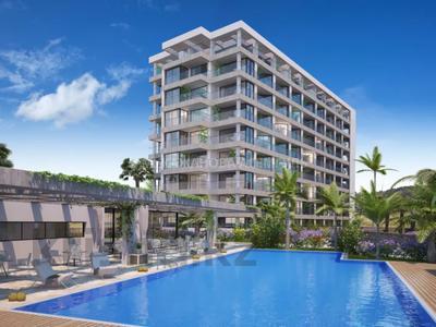 2-комнатная квартира, 55 м², 4/7 этаж, Гюзельюрт — Кирения за 25 млн 〒 в Гирне