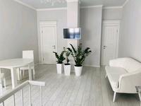 3-комнатная квартира, 110 м², 1/5 этаж посуточно, проспект Санкибай Батыра 253/5 кв 49 за 10 000 〒 в Актобе, мкр. Батыс-2