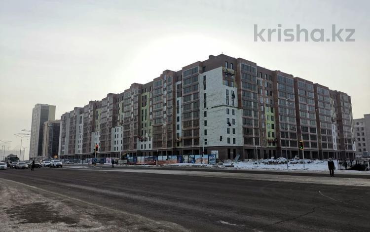 Помещение площадью 80.81 м², Кайыма Мухамедханова за ~ 40.4 млн 〒 в Нур-Султане (Астана), Есиль р-н