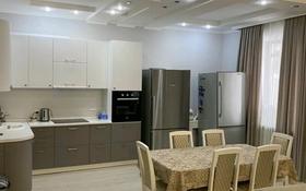 3-комнатная квартира, 90 м², 5/14 этаж помесячно, Абикена Бектурова 3/1 за 250 000 〒 в Нур-Султане (Астана), Есиль р-н