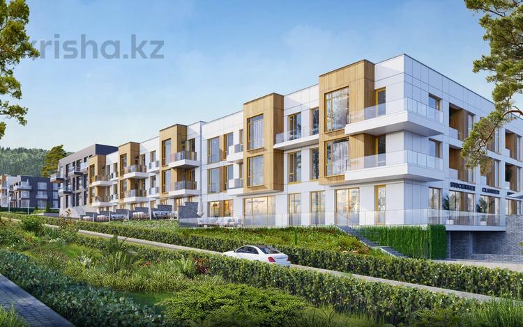 1-комнатная квартира, 46.5 м², микрорайон Ерменсай 9 за ~ 21.6 млн 〒 в Алматы, Бостандыкский р-н